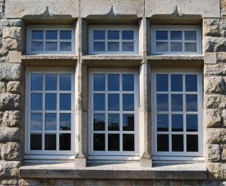 bay window acoustique double vitrage bois int rieur volets. Black Bedroom Furniture Sets. Home Design Ideas